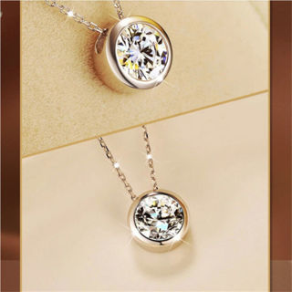 Silver Pendant Necklace Jewelry