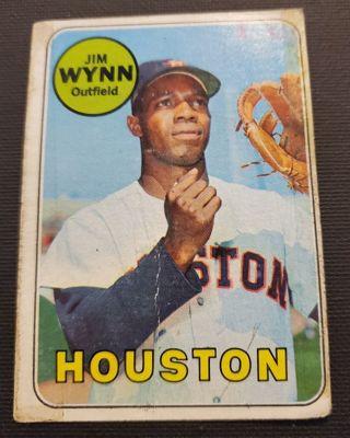 1969 Jim Wynn Baseball Card #360