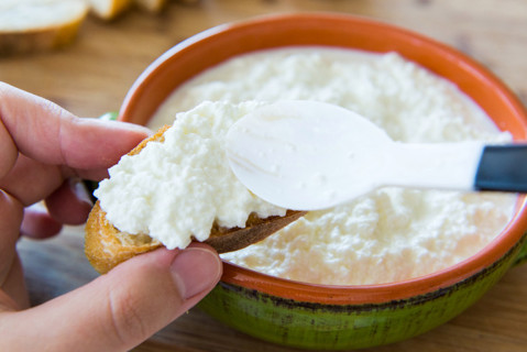❄(New) Homemade Ricotta Cheese Recipe ❄