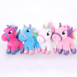 15cm Flying Horse Cute Soft Unicorn Stuffed Animal Doll Birthday
