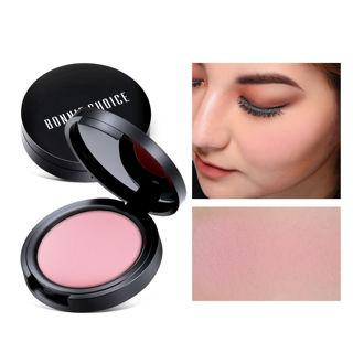 BONNIE CHOICE 6 Colors Monochrome Blusher Exquisite Powder Blush Beauty Makeup