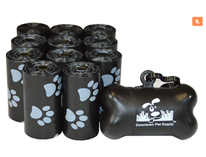 !  Downtown Pet SupplyMOTHER'S DAY GIFT! 220 Dog Pet Waste Poop Bags