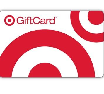 $25 Target Gift Card. Fan me