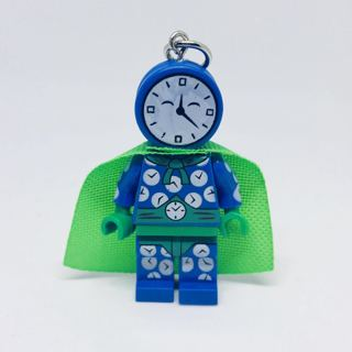New Clock King Super Heroes Minifigure Building Toys Custom Lego
