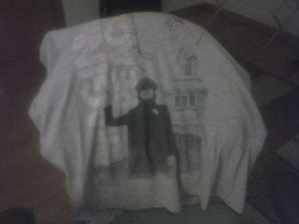 Used John Lennon T-Shirt XL