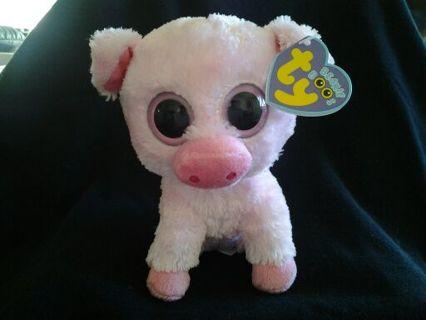 d4445f7cdbe Free  TY Beanie Boos Corky pig - Dolls   Stuffed Animals - Listia ...