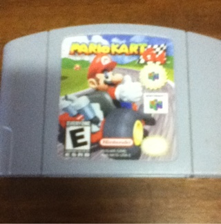 Mario Kart for Nintendo 64