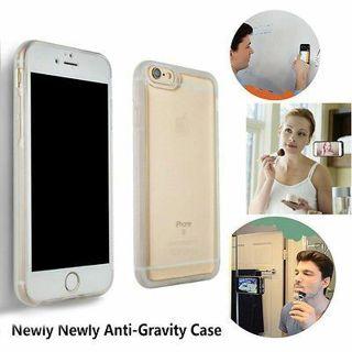 IPHONE 6 /SAMSUNG S6 S7 ANTI GRAVITY NANO SUCTION SELFIE STICK PHONE CASE COVER