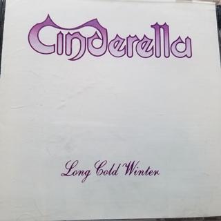 "Cinderella CD ""Long Cold Winter"""