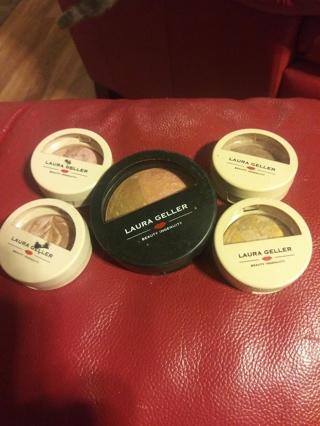 Laura Geller make up factory sealed