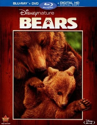 Disney Nature Bears, Digital HD Movie Code, redeems on Google Play