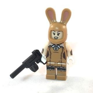 New March Harriet Minifigure Building Toys Custom Lego