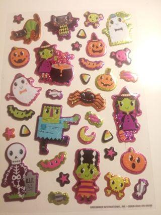 Halloween Stickers*2019 Read Description