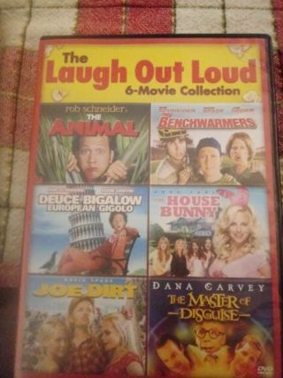 Laugh Out Loud Collection VUDU Code