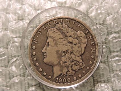 ~~~1900-O Morgan Silver Dollar~~~