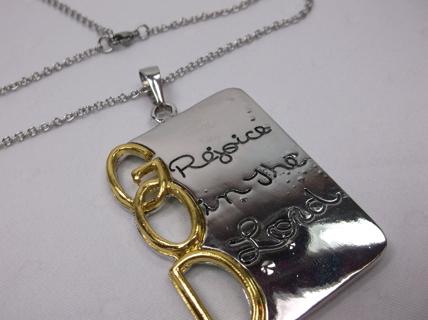 Manufacturer Defect - God Pendant Necklace