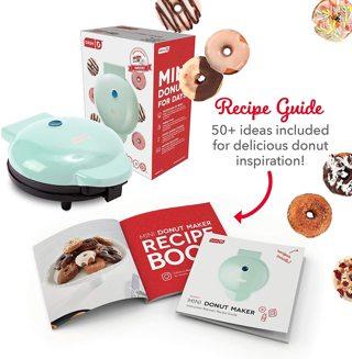 Brand New Mini Donut Maker!