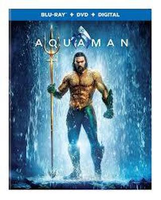 Aquaman (2018) Movies Anywhere Digital HD Copy Code!!