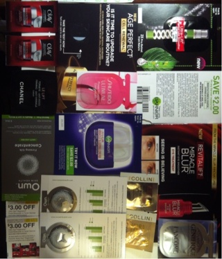15 Anti-aging samples!!