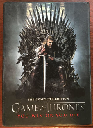 Game of Thrones-Season One(5 DVD Set)