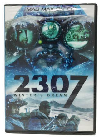"""2016 """"2307: Winter's Dream"""" DVD Movie (Mad Max On Ice) New & Sealed-Sci-Fi Action Film"""