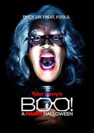 Digital Movie - Tyler Perry's Boo! - From Blu-Ray - Vudu / MovieRedeem / iTunes / Google Play