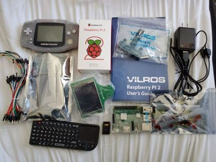 Raspberry Pi complete kit plus extras LOOK!!