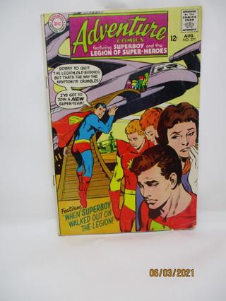 Adventure COMICS NO.371
