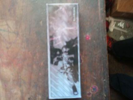 Black Elitedge Pocket Knife New in Box