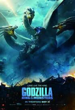GODZILLA KING OF THE MONSTERS! HDX! MA digital copy only!!!