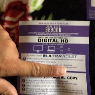 Star Trek Beyond digital movie