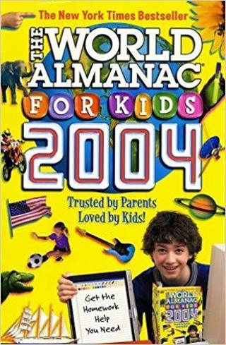 THE WORLD ALMANAC FOR KIDS- VARIOUS YEARS AVAILABLE