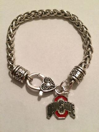 Ohio State Bracelet~ Brand New