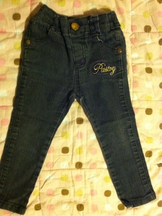 Pastry jeans size 18 months girls