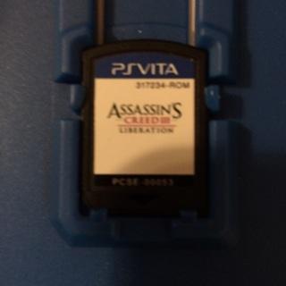 PS Vita Game: Assassin's Creed 3