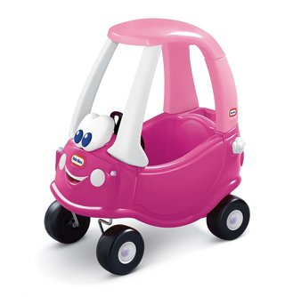 NEW Little Tikes Princess Cozy Coupe Ride-On Car FREE SHIPPING