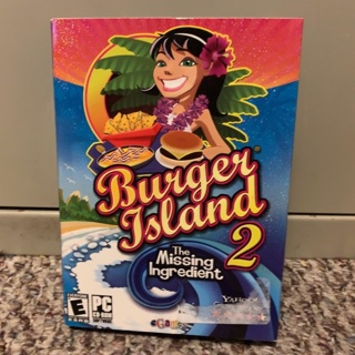 Burger island 2: The missing ingredient (PC, 2009)