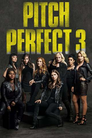 """Pitch Perfect 3"" HDX-""Vudu or Movies Anywhere"" Digital Movie Code"