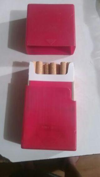 Cigarette hard case