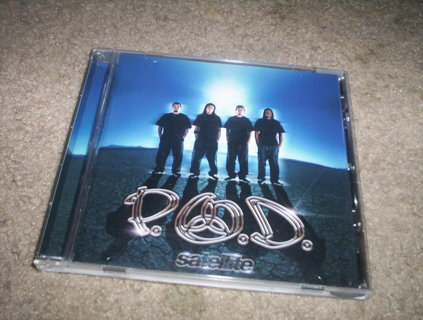 Free: P O D  - Satellite CD - CDs - Listia com Auctions for Free Stuff