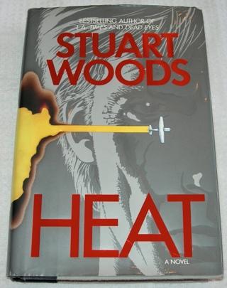 Stuart Woods:  Heat, Hardcover, $23.00 value