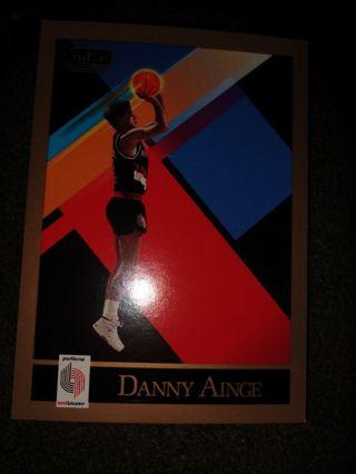 Basketball Card - Danny Ainge 1990