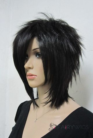 Beautiful Edgy Wig!