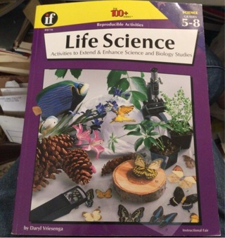 Homeschool, Life Science-Activities to Extend & Enhance Science and Biology studies