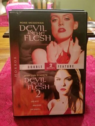 Dvd Devil in the Flesh