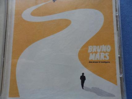 music cd bruno mars