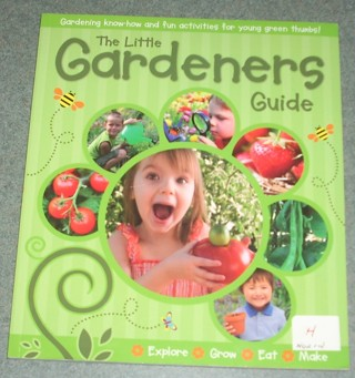 (Lot of 3) The Little Gardners Guide, Kid Style Nature Crafts & Holiday Activities