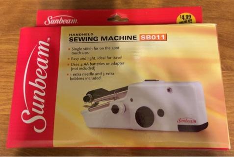 Sunbeam Handheld Seeing Machine