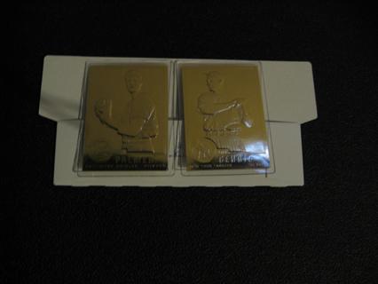 Free Lou Gehrig Jim Palmer 22kt Gold Baseball Cards Other