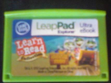 LeapPad Explorer Game